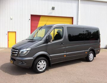 Vip 9-persoons luxe bus Mercedes Sprinter