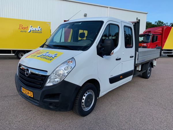 Pick-up dubbele cabine